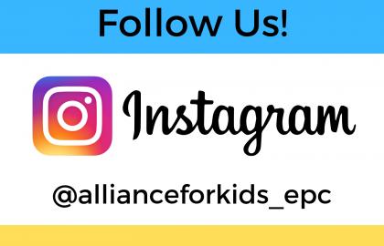 We're on Instagram |  August EC News